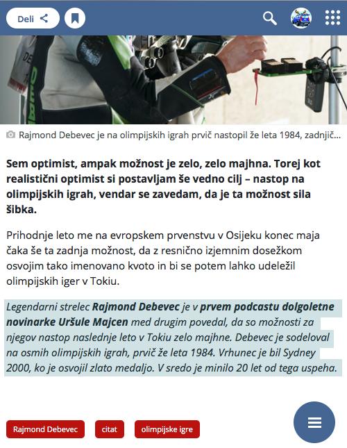 MMC RTVSLO Rajmond Debevec in Uršula Majcen podcast