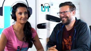 Podcast 2 Uršula Majcen in Gašper Simčič
