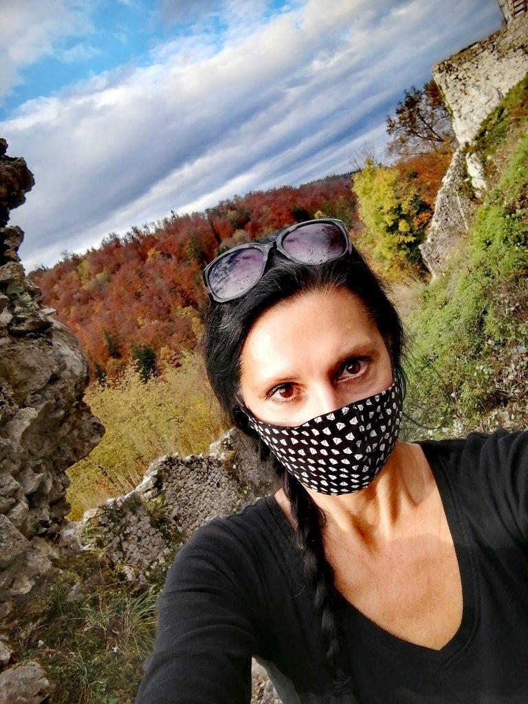 Uršula Majcen za 'masko'! ;) :)