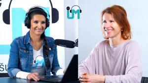 UM podcast Brigita Langerholc