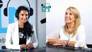Uršula Majcen podcast Boni Pajntar Plut